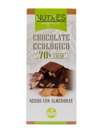 Chocolate Eco 70% Cacao con...